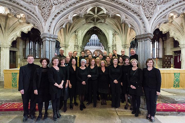 Sweelinck Chamber Choir Amsterdam Exeter Cathedral (2) © www.timpestridge.co.uk