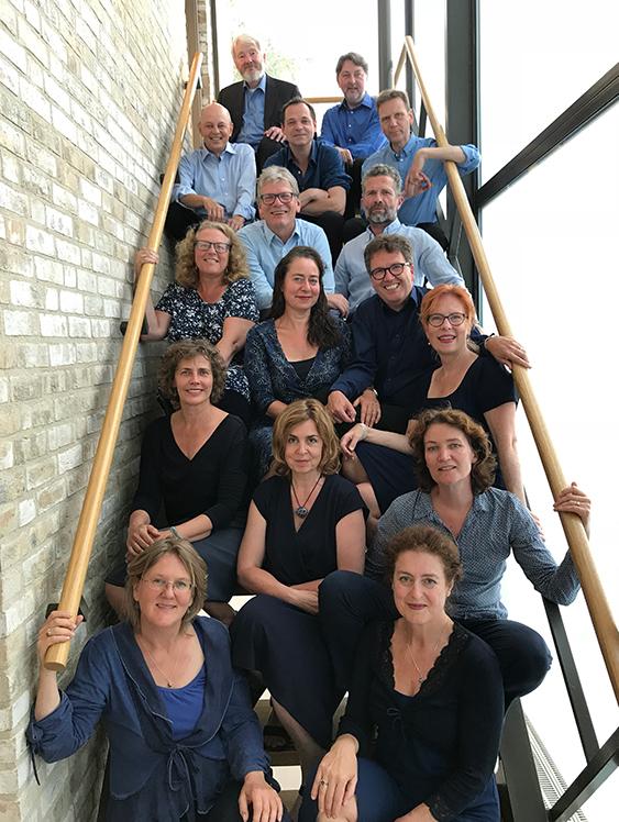 Vocaal Ensemble Duodektet 26 mei 2018 OLVG Kapel Amsterdam2