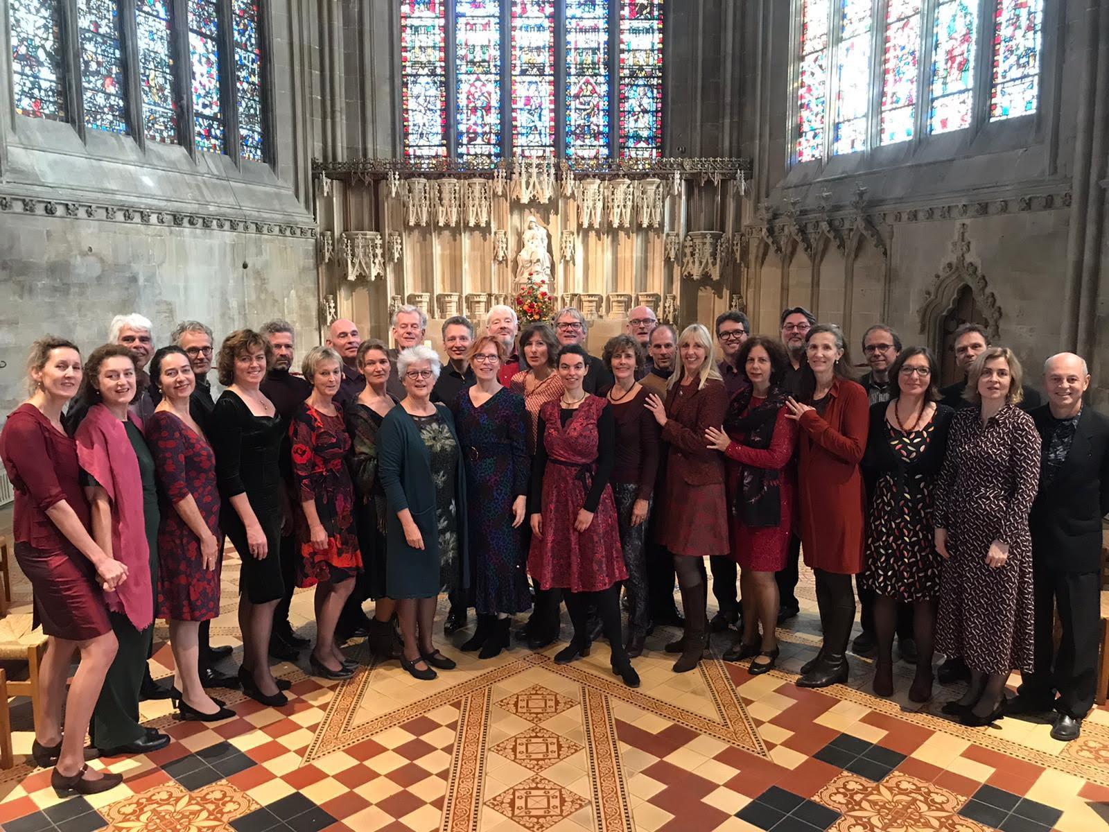 Sweelinck Chamber Choir 2019